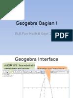 Geogebra Bagian I