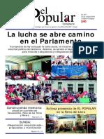 El Popular 367 Órgano de Prensa Oficial del Partido Comunista de Uruguay