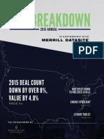 2015 Annual U.S. PE Breakdown Hlq