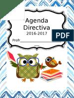 Agenda Directiva