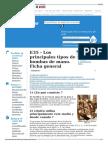 E35 - Los Principales Tipos de Bombas de Mano. Ficha General