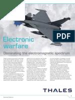 Thales Electronic Warfare