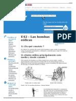 E42 - Las Bombas Eólicas - Wikiwater