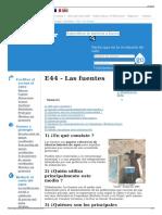 E44 - Las Fuentes - Wikiwater