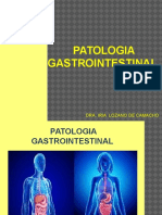 Clase de Patologia Gastro Intestinal