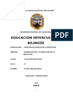 Educa c i on Intercultural