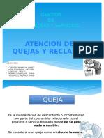 Exposición Grupal-Atención de Quejas y Reclamos 37M (1)