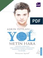 Metin Hara - Aşkın İstilası Yol
