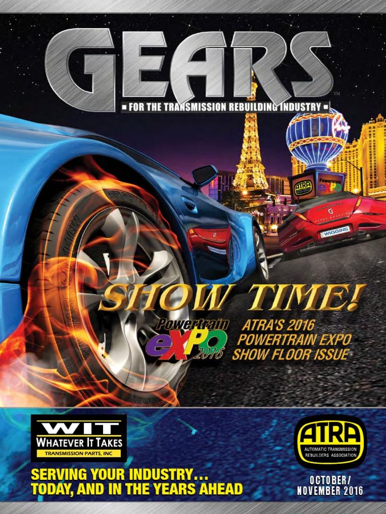 Gears October November 2016 Belt Mechanical Automatic Transmission Club Car Gcor Wiring Diagram