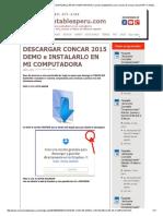 Descargar Concar 2015 Demo e Instalarlo en Mi Computadora _ Cursoscontablesperu