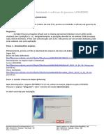 Instalação Software ANM2000