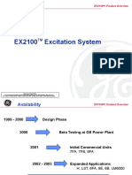 EX2100 Excitation System