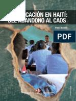 Educación en Haití