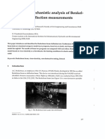 Analysis of Bem Benkelman
