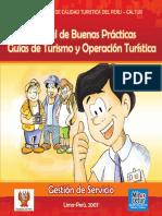 Manual de Buenas Prácticas Guías de Turismo y Operación Turística