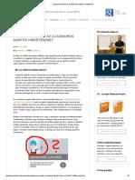 Hogyan Használd Az Új AdWords Adaptív Hirdetéseket