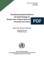 Dengue Global Strategy