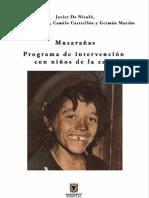 Musarañas Programa de intervención con niños de la calle