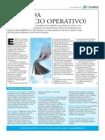 El EBIDTA - Beneficio Operativo