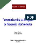 DR. GUSTAVO NIETO38597 Sindicato Prevencion