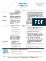 Interactive Complexity Guide 2012