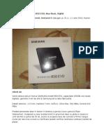 Ssd 250gb Samsung 850 Evo