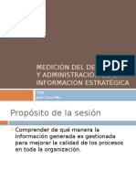 S4 S2 Medicion Del Desempeno y Administracion de La Informacion