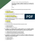 Examen - Historia de Colombia