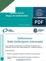 2. Mapeo de Stakeholders_Gestión Social
