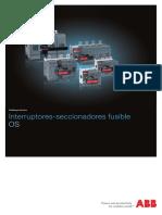 Interruptores Seccionadores Fusible OS_1TXA300052D0701 000712