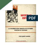 Soviets en España. La insurrección armada de octubre contra el fascismo