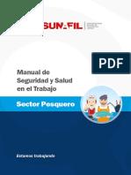 Manual de Seguridad y Salud en el Trabajo - Sector Pesquero