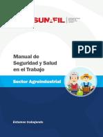 Manual de Seguridad y Salud en el Trabajo - Sector Agroindustrial