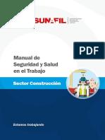 Manual de Seguridad y Salud en el Trabajo - Sector Construcción