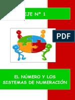 5_eje Nº 1_el Número y Los Sistemas de Numeración