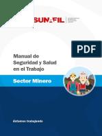 Manual de Seguridad y Salud en el Trabajo - Sector Minero