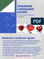 Síndrome Coronario Agudo 1