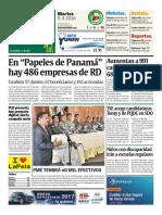 Diario Libre 05-04-2016