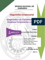 Diagnóstico Funcional Lindley