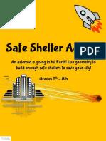 safe shelter stem project