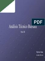 BVC - Analisis Tecnico Bursatil Parte III