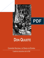 Don Quijote Adultos