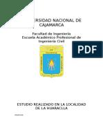 ESTUDIO HUARACLLA