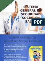 Sistema General de Seguridad Social en Salud