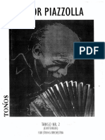 Piazzolla Cantengue