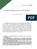 ACOSTA   Las redes sociales, el poder y sus fundamentos.pdf