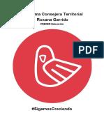 Programa Roxy Garrido CTEducación2017