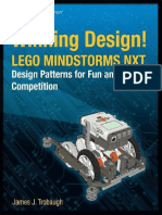 Winning Design Lego Mindstorms NXT