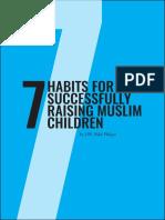 7 Habits for Raising Muslim Kids (1)