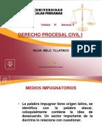 Derecho Procesal Civil 1 Semana 6